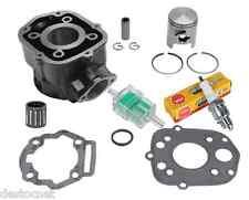Pack Cylindre Piston Joints Cage Bougie Filtre Pour Derbi Senda 50 Euro3 2006 ->