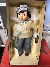 """Zapf Puppe """" Marco Sonntagskind """" 40 cm. Mit Karton & Zertifikat. Nie Ausgepackt"""