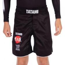 Tatami Kids Bushido Bjj Shorts Childs Mma Fight Shorts Boys Girls NoGi Grappling