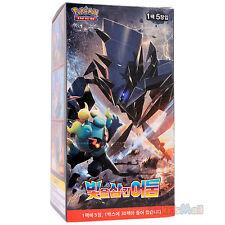 Pokemon Cards SM3 Burning Shadows Light Consuming Booster 1 Display Boxes Korean