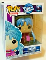 "FUNKO Pop Anime YU YU HAKUSHO Ghost Files BOTAN #546 4"" Vinyl Figure IN STOCK"