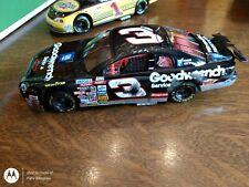 1999 Dale Earnhardt 1:24 Crash Car Goodwrench #3 Diecast