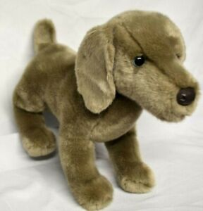 Douglas Dog Puppy Plush Gray Weimaraner