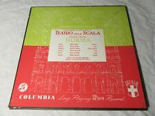 MARIA CALLAS - Vincenzo Ballini NORMA - LSC70708/9/10 - 3 x LP Stereo Box Set