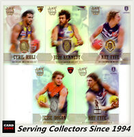 2016 Select AFL Certified Trading Card Medal Winners Card Full Set (5 Cards)