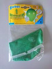 Riesenluftballon  *Globos* grün mit Verschluss Durchmesser 65 Gas Helium
