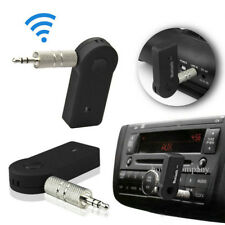 Hands Free Wireless Bluetooth 3.5mm AUX Audio Stereo Music Car Receiver Adapter
