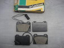PLAQUETTES DE FREIN AVANT AUSTIN ROVER METRO - LP0214