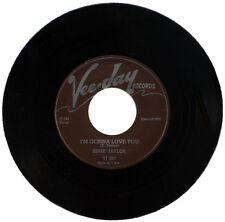 """Eddie Taylor """"voy a amarte C/W buscando líos"""" R&B"""