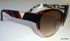 Guess Jeans  Sun Glasses Glass SunGlasses  Eyewear  Black  GU 7247   W NIB