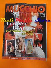 Rivista MUCCHIO SELVAGGIO 349/1999 Inger Lorre Paul Westerberg Soulwax No cd