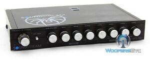 SOUNDSTREAM MPQ-7XO 7-BAND PARAMETRIC EQUALIZER 8 VOLTS RMS OUTPUT for AMPLIFIER