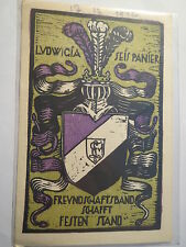 Munich-pennalverbindung grandiflora - 1932/studentika