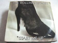 The Rolling Stones - Start Me Up - No Use in Crying - from Tattoo You - 7 inch