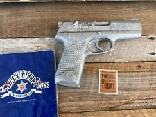 Cast Aluminum Dummy Gun Drone Used By Tex Shoemaker For Ruger P94 Dc