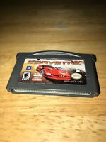 Corvette (Nintendo Game Boy Advance, 2003) Working Game Only