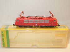 Minitrix Spur N 12933 E-Lok BR 103 der DB rot