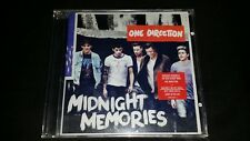 NEW MIDNIGHT MEMORIES BY ONE DIRECTION CD 2013 SYCO  MUSIC ALBUM SONGS 14 TRACKS