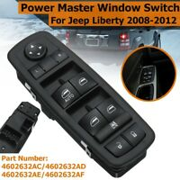 Driver Side Master Electric Window Switch For Jeep Liberty 2008-2012#4602632AC