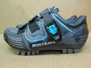 BONTRAGER RL Cycling WSD MTB Spinning Shoes Buckle Size 36 408767 Black Women