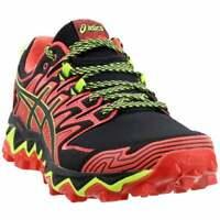 ASICS Gel-Fujitrabuco 7  Casual Running  Shoes - Black - Mens