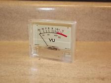TEAC A-601R Cassette Tape Deck Original  VU Meter Part