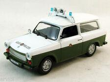 TRABANT 601 UNIVERSAL Volks Polizei --Police 1/43 -- De Agostini - IXO -- NEW