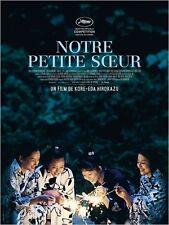 Affiche 120x160cm NOTRE PETITE SOEUR /UMIMACHI DIARY 2015 Haruka Ayase NEUVE