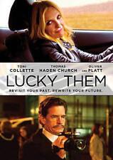 Lucky Them (DVD, Toni Collette, Thomas Haden Church, Oliver Platt, 2013, 2014)