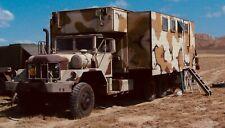 Xm820 5 Ton Expansible Van Body Truck 6X6 M32