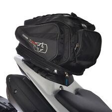 OXFORD T30R Tail pack Black Lifetime Motorcycle tail bag Luggage OL335
