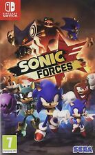 Sonic Forces (Nintendo Switch) Brand New & Sealed UK PAL Quick Dispatch