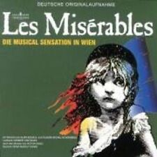 Les Miserables Deutsche Originalaufnahme-Die Musical Sensation in Wien .. [2 CD]