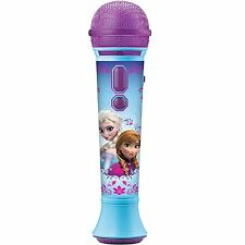 Kiddesigns Disney Frozen Magical Mp3 Microphone , New, Free Shipping