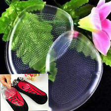 Pack Of 4 Gel Silicone Cushion Pad Inserts Shoe Insoles Ball Party Feet Foot