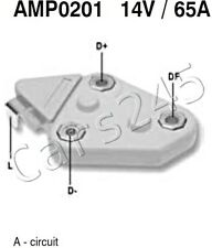 Voltage Regulator 14V 65A for GM DELCO 94648534