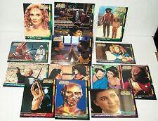 Star Trek The Next Generation Profiles Complete 82 Card Base Set Skybox TNG
