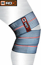 RDX Knee Wrap Brace Support Sleeve Leg Injury Protector Bandage Strap Sports