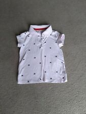 Tommy hilfiger girls  polo shirt age 4-5