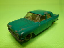 LESNEY 33 FORD ZEPHYR 6 - GREEN 1:65? - NICE CONDITION