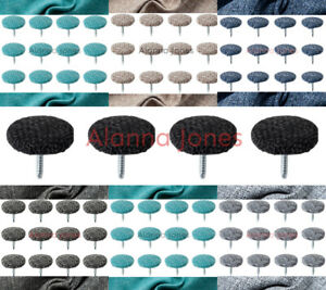 Covered Nail Back Buttons Upholstery Fabric Headboards Sofa Matiz Buttons 30L/18