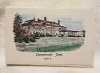 Pre-owned ~ Hammersmith Farm Newport, Rhode Island Souvenir Playing Cards in Box