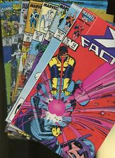 X-Factor 14,15,22,25,40,84,85,86 *8 Books* Marvel,Super Hero,Mutants,X-Men!