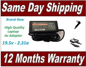 For HP Pavilion A045R07DH, ADP-45FE B Laptop Ac Adapter 45W Power Supply