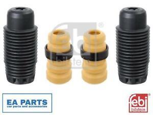 2x Rubber Buffer, suspension FEBI BILSTEIN 109066 fits Front Axle Left/Right