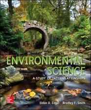 Environmental Science, Eldon & Enger; 14th edition, 14e, PB