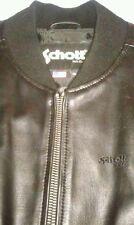 Schott leather jacket MA1 / pilot jacket brand new XL