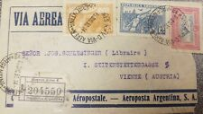 O) 1930 ARGENTINA, AIRMAIL - AEROPOSTALE, MARCH OF THE VICTORIOUS INSURGENTS A11