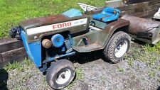 """FORD LGT 100 LAWN AND GARDEN TRACTOR with 42"""" deck and 42"""" snow blower"""