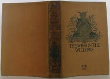 KENNETH GRAHAME The Wind in the Willows SECOND EDITION 1908